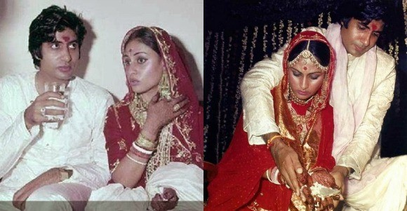 amitabh and jaya bollywood weddings