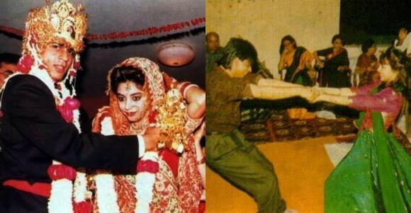bollywood weddings srk and gauri