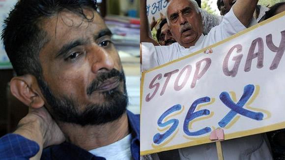 R Raj Rao - Legalising Gay Rights in India