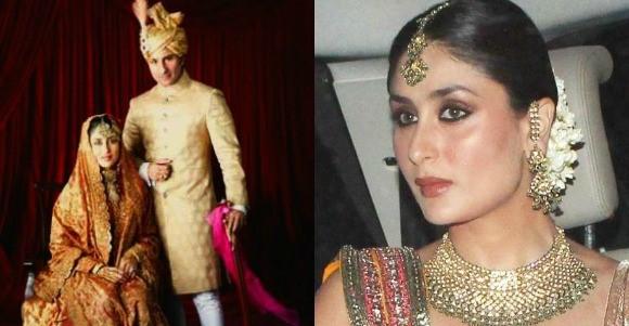 kareena and saif bollywood weddings