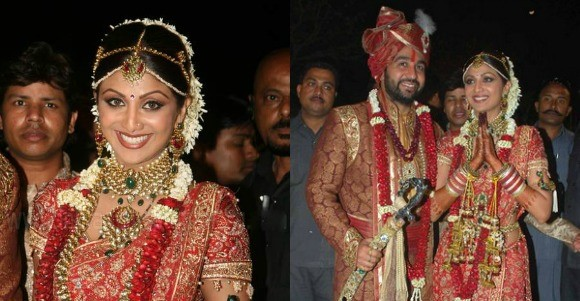 shilpa bollywood weddings
