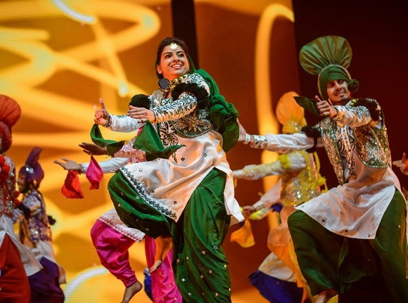 the bhangra showdown 2016