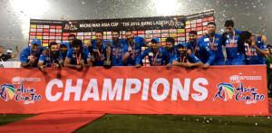 Ushindi wa India ~ 2016 Roundup ya Kriketi ya Kombe la Asia