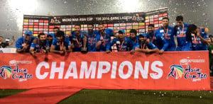 India Triumph ~ 2016 Asia Cup Cricket Roundup