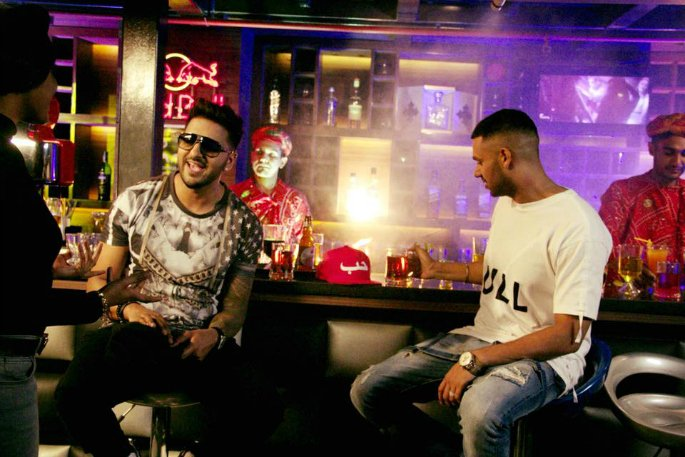 Jaz Dhami and PBN collaborate for 'BHANGRA MACHINE'