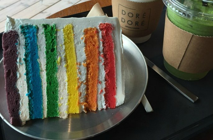 Eggless-Cake-Recipes-Rainbow