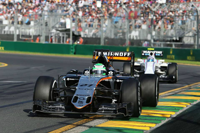Force India Australia GP additional image 2