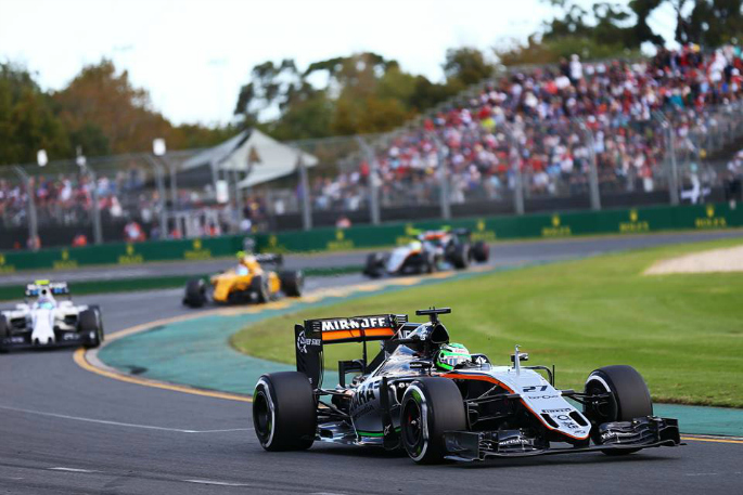 Force India Australia GP additional image 4