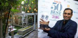 Indian chef wins Asia's 50 Best Restaurants 2016