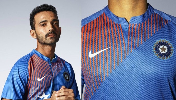 India unveils new T20 Cricket Kit