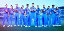 ભારતે નવી ટી 20 ક્રિકેટ કીટનું અનાવરણ કર્યુ