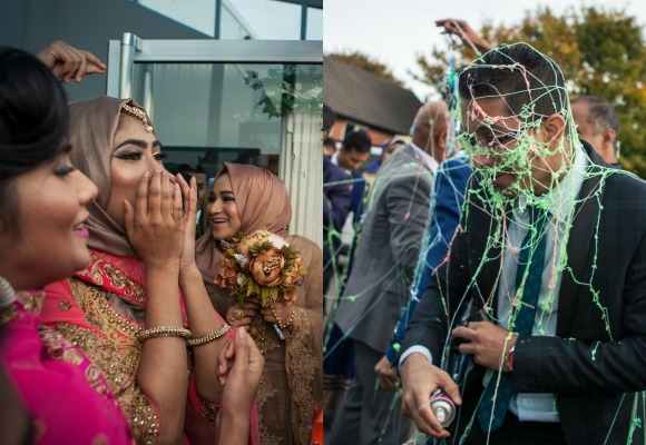 An Intimate British Asian Wedding in Birmingham