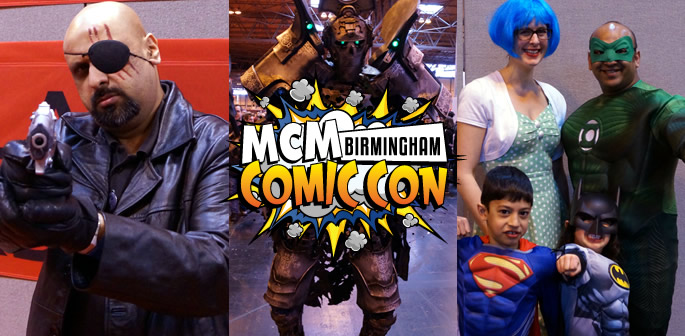 Diversity Reigns at MCM Comic Con 2016