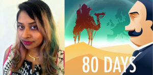 Meg Jayanth talks 80 Days and Diversity in Gaming