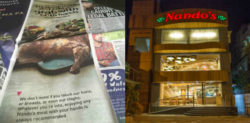 Nando's India receives backlash for 'Sexist' Ad