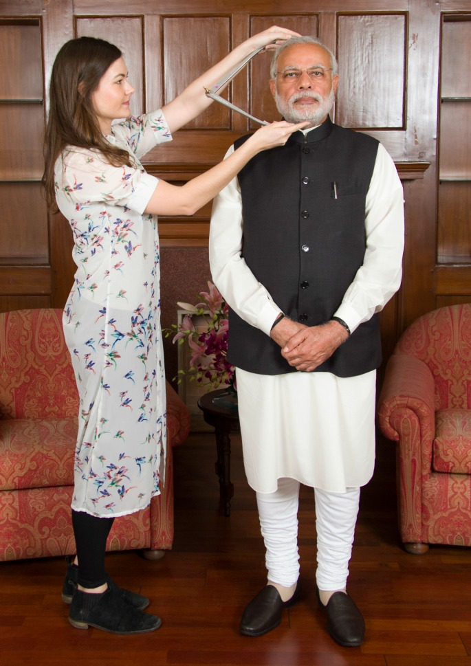 Narendra Modi Madame Tussauds - additional#