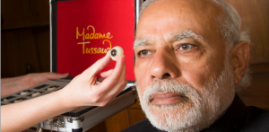 Narendra Modi Madame Tussauds - top