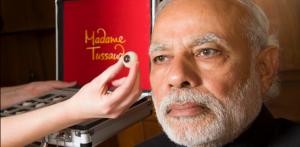 Narendra Modi Madame Tussauds - top