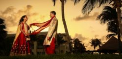 An Indian Wedding in Mexico by Jonathan Cossu