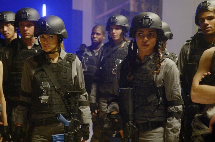 Quantico is in class again after a mid-season break. Alex Parrish, played by Priyanka Chopra, is in the media spotlight once more.