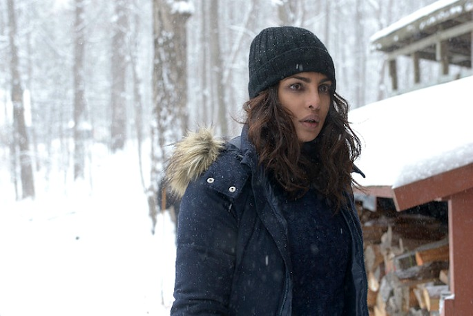Priyanka Chopra crashes and burns in Quantico