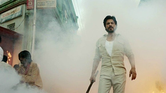 Shahrukh Khan in legal trouble for Raees