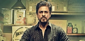SRK in trouble with Raees