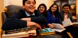 11-year-old Schoolboy accepted into Eton and Oxford