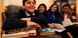 11 वर्षीय स्कूलबॉयने इटन आणि ऑक्सफोर्डमध्ये प्रवेश केला