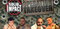 MMA & Boxing Solid Impact 3: Operation Takeover