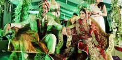 A Charming Indian Wedding by Steven Young