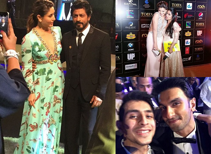 Nominations for The Times of India Film Awards 2016