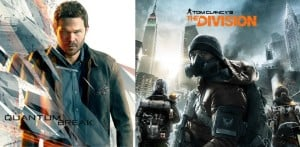 Tom Clancy's The Division vs Quantum Break