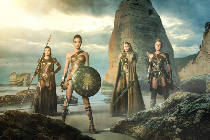 The Evolution of Wonder Woman Throughout the Years 1