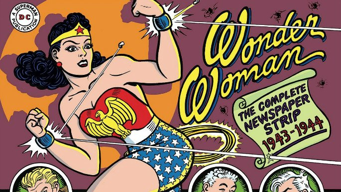 The Evolution of Wonder Woman Throughout the Years 2