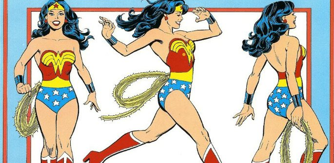 The Evolution of Wonder Woman Throughout the Years featured
