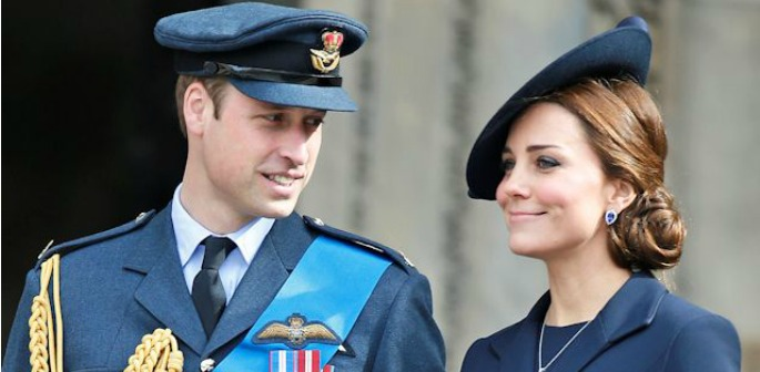 William and Kate to Visit India