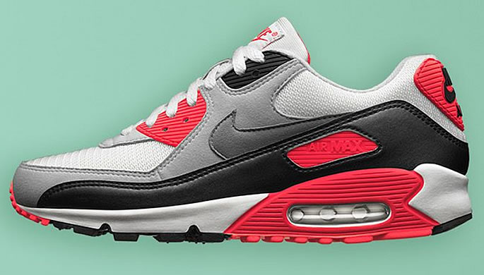 Evolution of Air Max styles for Men and Women