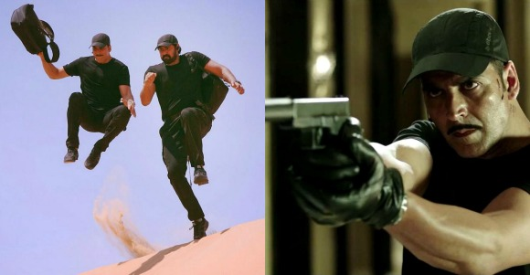 Best Action Scenes of Akshay Kumar