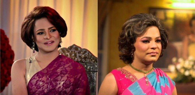 Pakistani drag queens