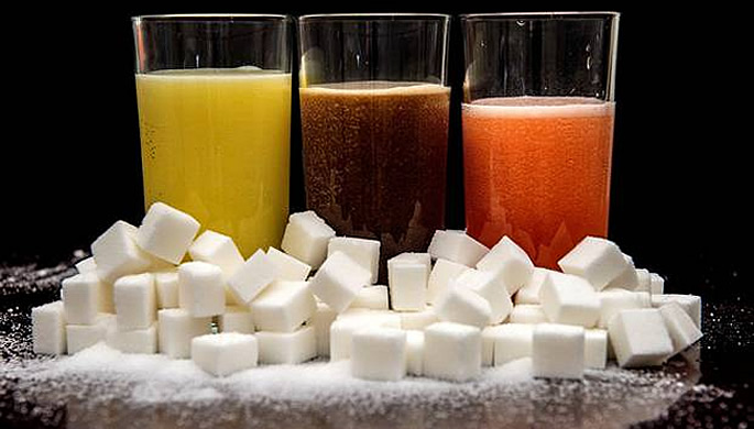 Sugar Tax Drinks