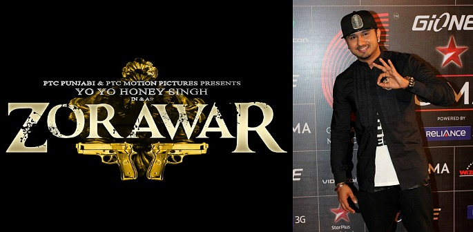 Yo Yo Honey Singh amazes in Zorawar trailer