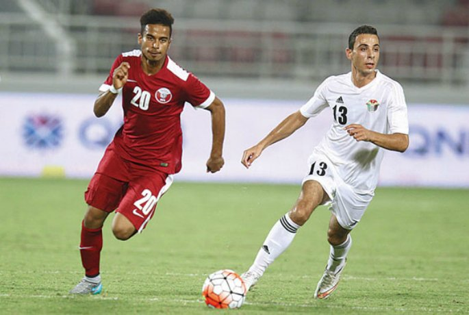 5 teams the Indian football team should play against feature - akram afif qatar