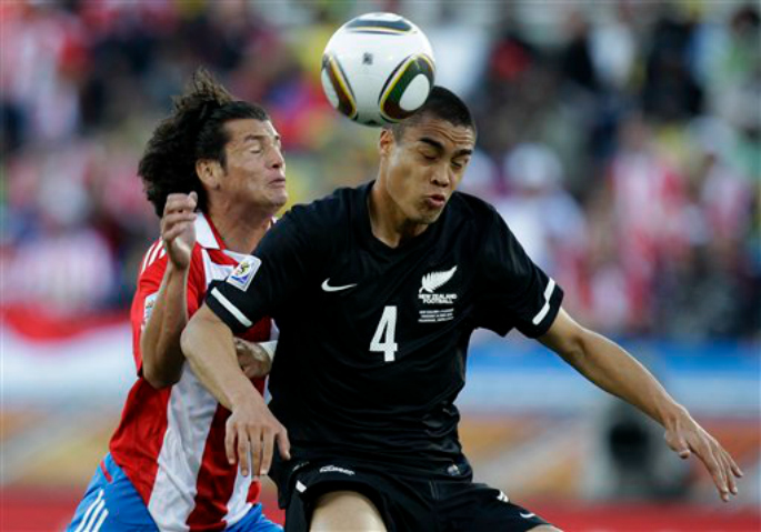 5 teams the Indian football team should play against feature - winston reid New Zealand