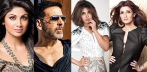 Off-Screen Romances of Akshay Kumar