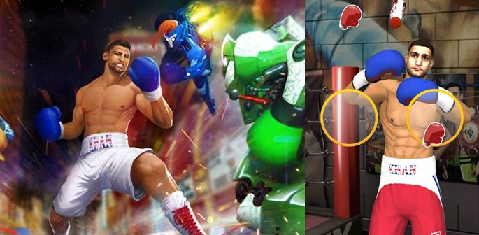 Amir Khan unleashes Khanage with Mobile Game
