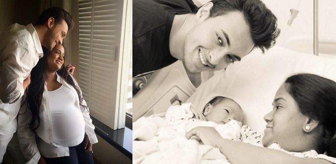 Arpita Khan shares photos with Baby Ahil