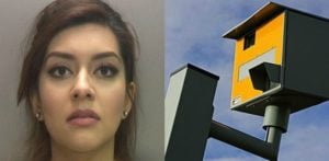British Asian graduate Jailed for Speeding in BMW