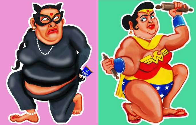 British Asian Girls Gives Superheroes a Desi Twist 9