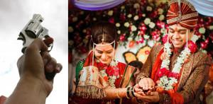 The Danger of Celebratory Gunfire at Indian Weddings